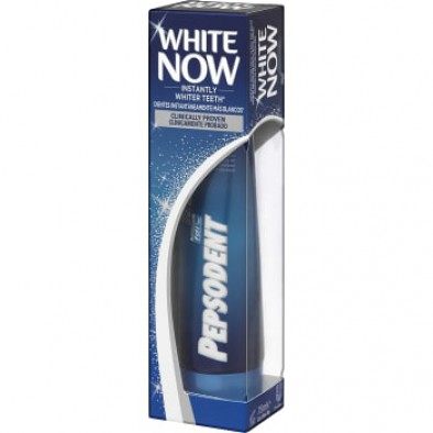Pepsodent Tandkräm White Now