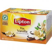 Lipton Vanilla tea 20-pack