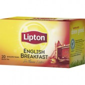 Lipton English Breakfast 20-pack