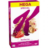 Kelloggs Special K red berr