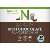 Nutrilett Chocolate Shake 25 portioner