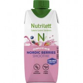 Nutrilett Nordic Berries Less Sugar