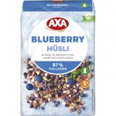 AXA Blueberry Müsli