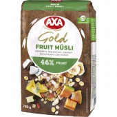 AXA Gold Fruit Müsli