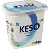 Keso Cottage Cheese Naturell 4%