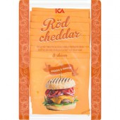 ICA Skivad Red Cheddar