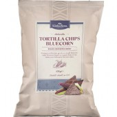 ICA Selection Tortillachips Bluecorn 125g