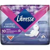 Libresse Maxi night wing sw