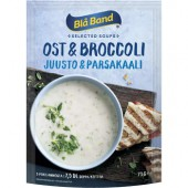 Blå Band Ost & Broccolisopp