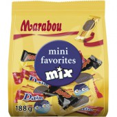Marabou Mini Mix Favorites