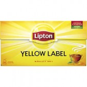 Lipton Yellow Label Tea 25-pack