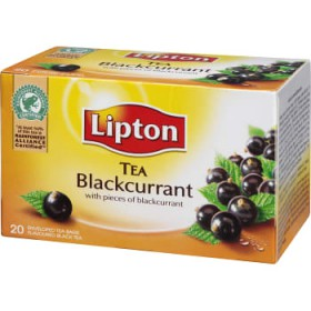 Lipton Blackcurrant 20-pack