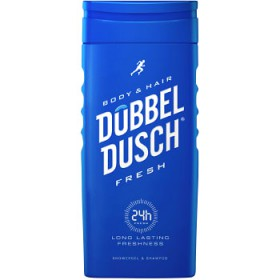 Dubbeldusch Showergel Fresh