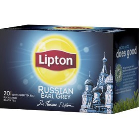Lipton Russian Earl Grey 20-pack