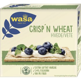 Wasa Crisp´n Wheat