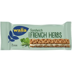 Wasa Sandwich Cheese & French Herbs