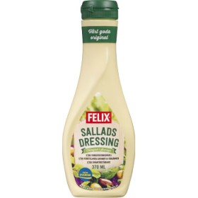 Felix Salladsdressing 370ml Felix