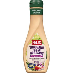Felix Thousand island Dressing 370ml Felix