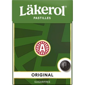 Läkerol Läkerol Big Pack Original