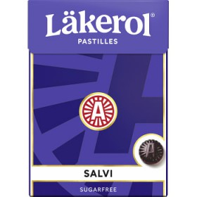 Läkerol Läkerol Big Pack Salvi