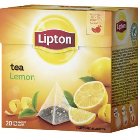 Lipton Lemon Tea 20-pack