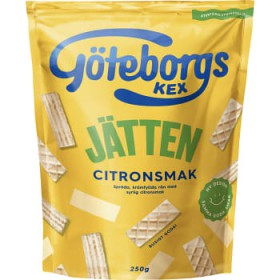 Jätten Wafers Citron