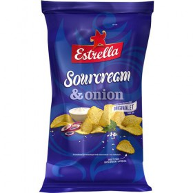Estrella Sourcream&Onion Chips