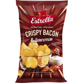 Estrella Crispy Bacon & Sourcream
