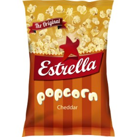 Estrella Indian pop cheddar