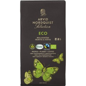 Arvid Nordquist Sele Eco Bryggkaffe 450g KRAV Arvid Nordquist Selection