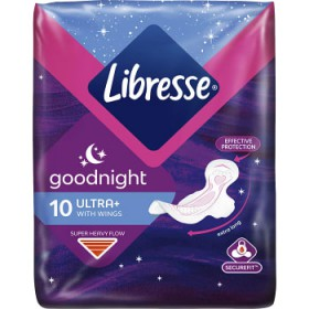 Libresse Binda Inv Cl Night
