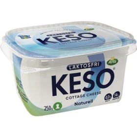 Keso Cottage Cheese Laktosfri 4%