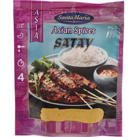 Santa Maria Asian Spices Satay