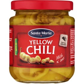 Santa Maria Yellow Chili