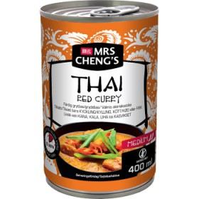 Mrs Chengs Thai Red Curry Het