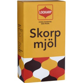 Lockarp Skorpmjöl