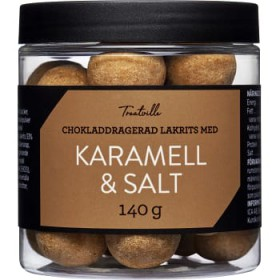 Treatville Karamell & Salt