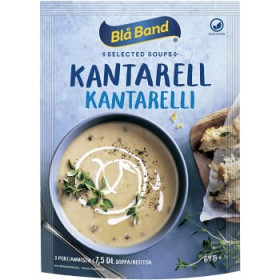 Blå Band Kantarellsoppa 3 portioner 7,5dl Blå Band