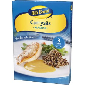 Bl Band Currysås