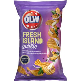 Olw Fresh Island Garlic