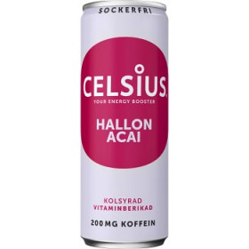 Celsius Energidr Hall/Acai