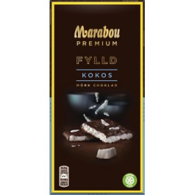 Marabou Filled Coconut