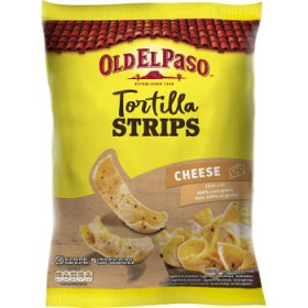 Old el Paso Strips Cheese Chip