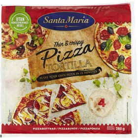Santa Maria Pizza Tortilla