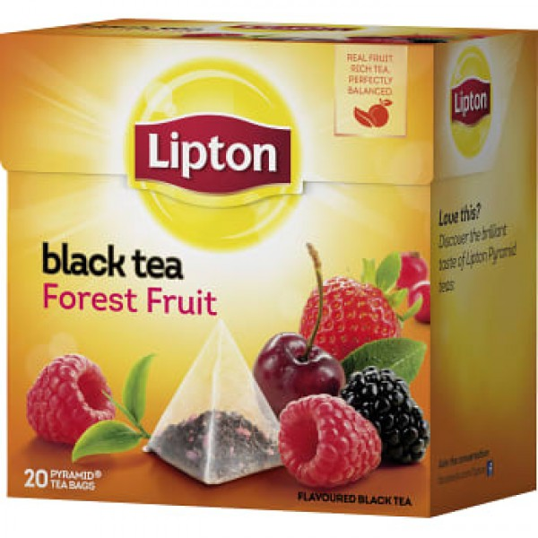 Lipton Forest Fruit Tea 20-pack