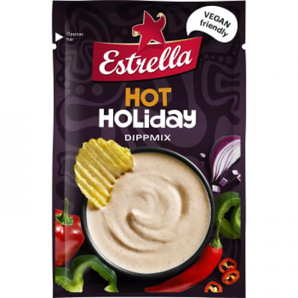 Estrella Dipmix Hot Holiday