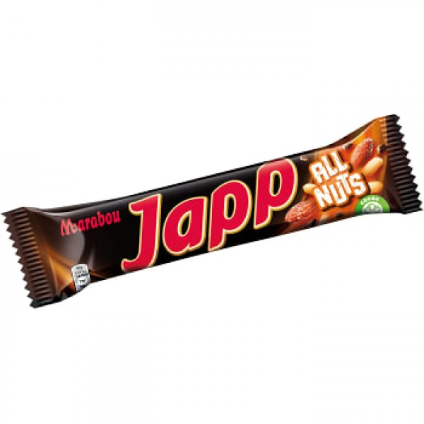 Marabou Japp All Nuts