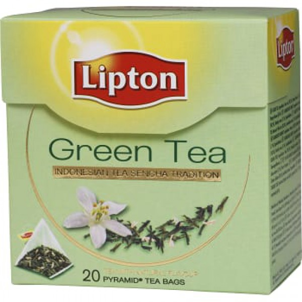 Lipton Green Tea 20-pack