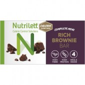 Nutrilett Rich Brownie Bar 4-pack