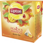 Lipton Peach Mango Tea 20-pack